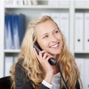 Atención telefónica y Whatsapp
